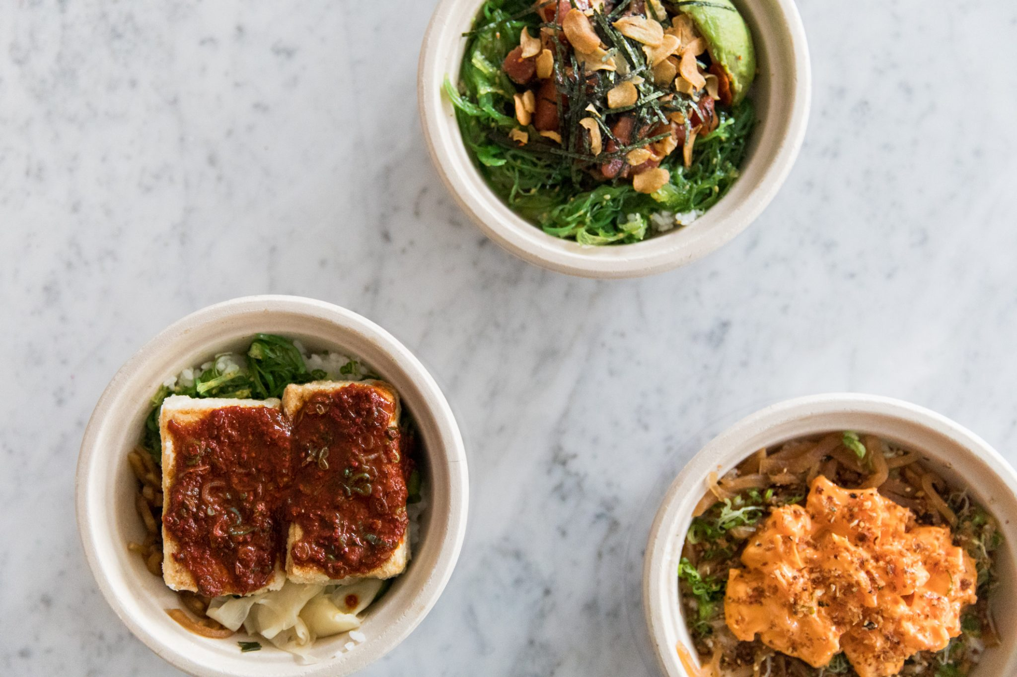 Best Poke Spots in Manhattan