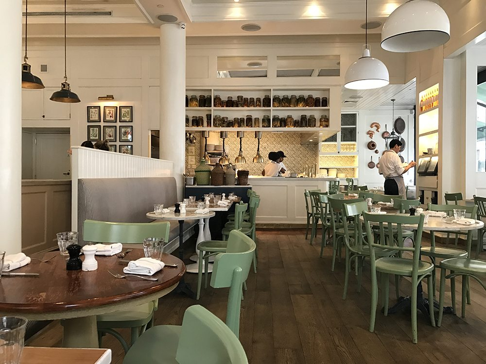 Popular Places to Eat in NoMad
