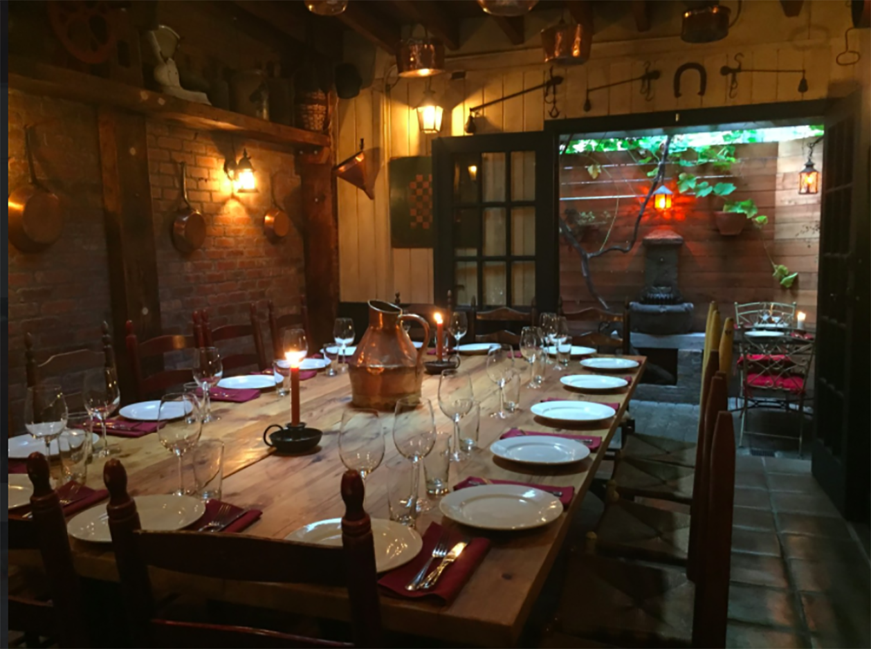 Off the Beaten Path Romantic Restaurants