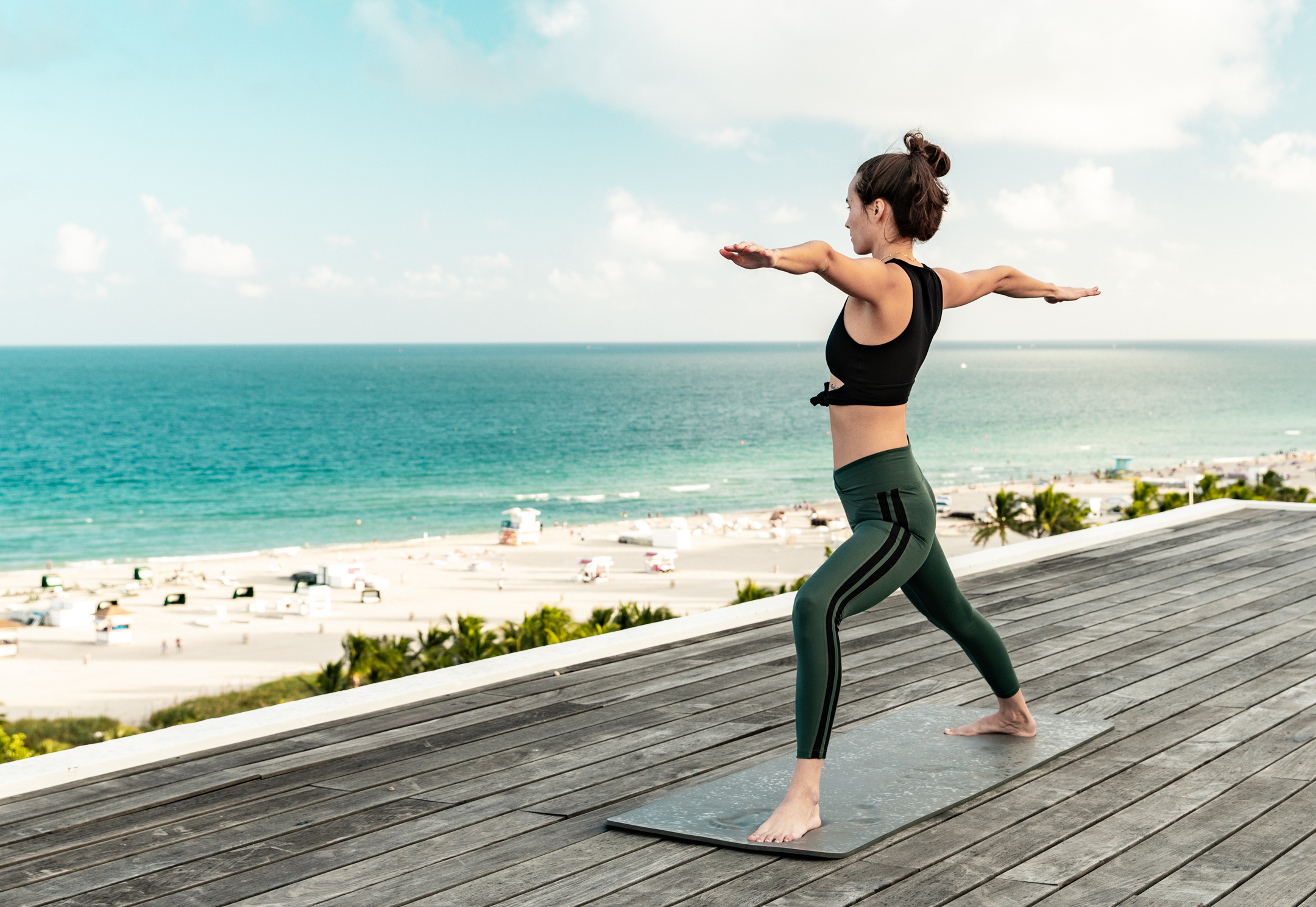 Five Great Hot Spots For Yoga In Miami Beach