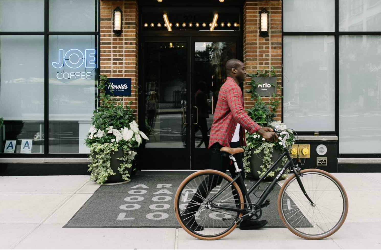 Where to Bike in SoHo