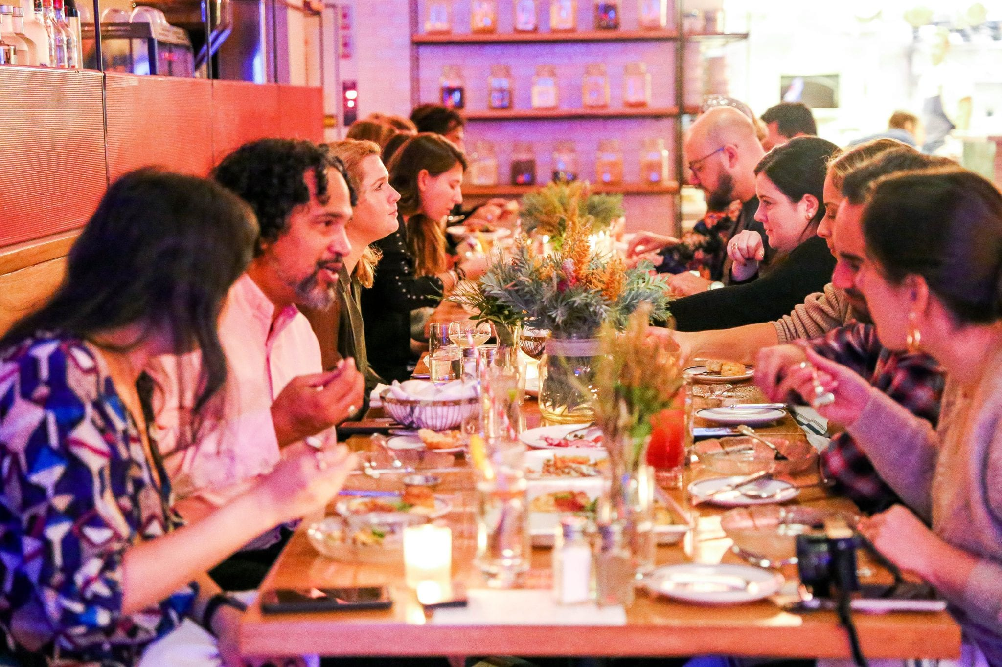 Big-Group and Private Party Dining Options in NYC