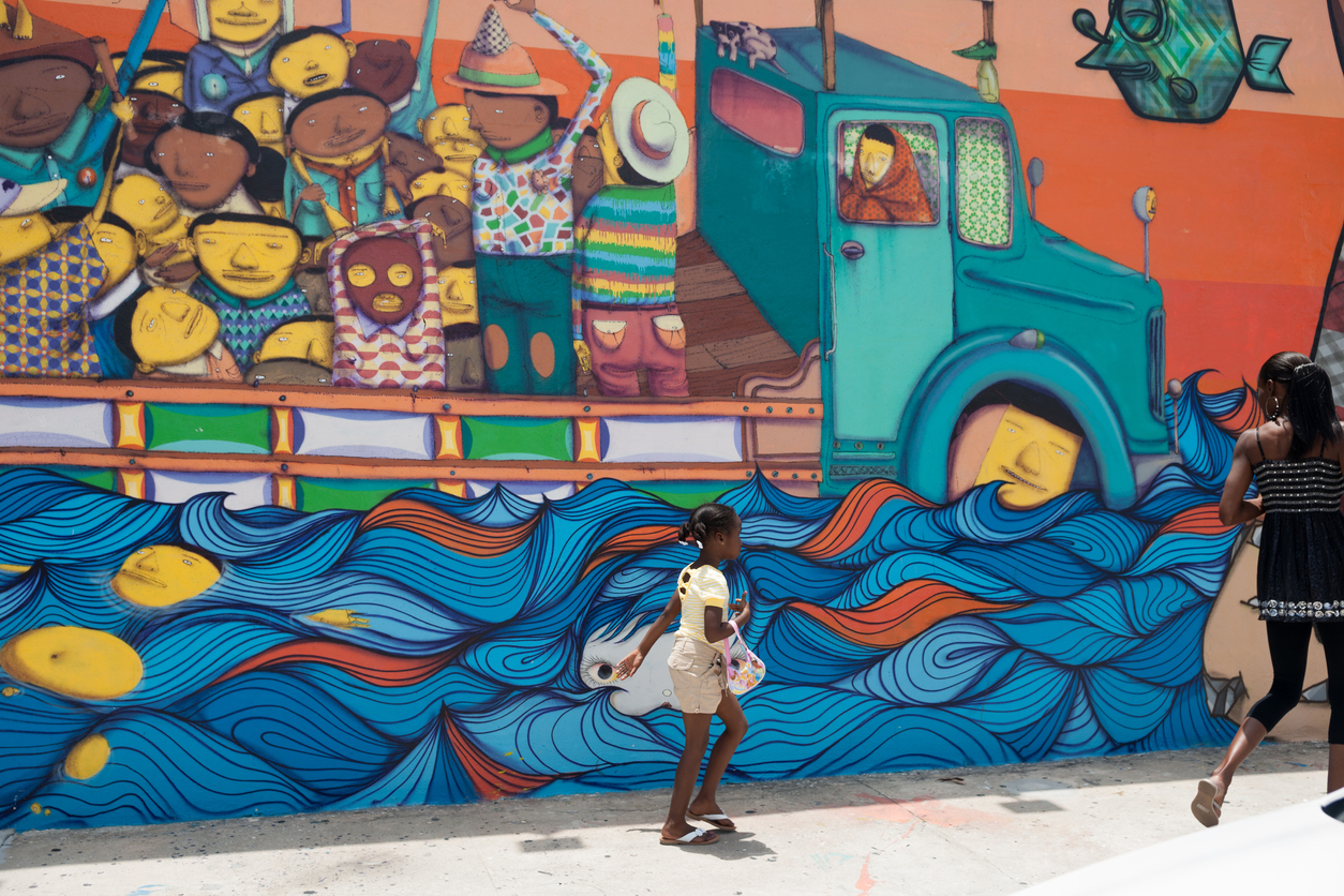 Tagged! Your Guide to the Miami Wynwood Art District Graffiti Walls